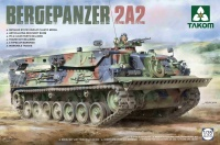 Bundeswehr Bergepanzer 2A2 - 1:35