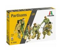 Partisans - Figure Set - 1/35