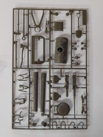 A-Parts for Tamiya M4 Sherman 56014 - Second choice - 1/16