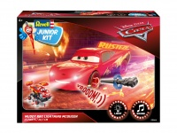 Muddy RRC Lightning McQueen  - Light and Sound - Junior Kit