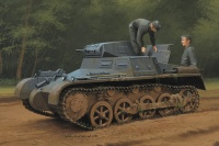 Panzerkampfwagen I Ausf. A - Frühe / Späte Produktion - 1:35