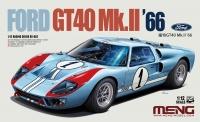 Ford GT40 Mk. II - 1966 - 1/12