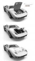 Ford GT40 Mk. II - 1966 - 1:12