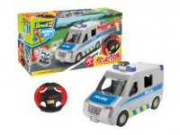 Police Car RC - Junior Kit