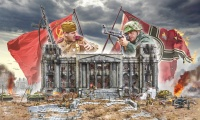 Battle for the Reichstag - Berlin 29th April - May 2nd 1945 - Battle Set - 1/72