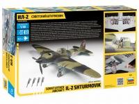 IL-2 Shturmovik - Sowjetisches Schlachtflugzeug - 1:48
