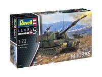 M109A6 - 1/72