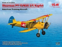 Stearman PT13 / N2S-2/5 Kaydet - American Training Aircraft - 1:32