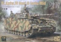 Panzerkampfwagen IV Ausf. H - frühe / mittlere Produktion - 2in1 - 1:35