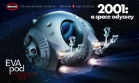 EVA Pod - 2001: a space odyssey / 2001: Odyssee im Weltraum - 1:8