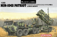 MIM-104B Patriot Surface-To-Air Missile (SAM) System (PAC-1) w/M983 HEMTT - 1:35