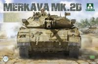 Merkava 2D - IDF Main Battle Tank - 1/35