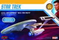 USS Enterprise NCC-1701 - Refit - The Wrath of Khan - 1/1000