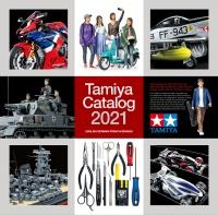 Tamiya Katalog 2021 Deutsch / Englisch / Französisch / Spanisch