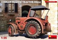 D8532 - German Traffic Tractor - 1/35