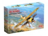 CR. 42 Falco - Italian Fighter - 1/32