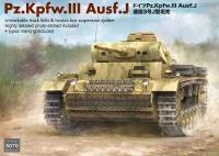 Panzerkampfwagen III Ausf. J - 1/35
