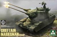 Chieftain Marksman SPAAG - 1:35