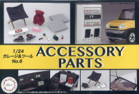 Accessory Parts for Cars - 1/24