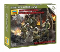 Soviet Assault Sapper Team - 1/72