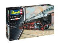 Schnellzuglokomotive BR 01 & Tender 2'2' T32 - 1:87