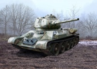 T-34/85 - Russian Medium Tank - 1/35