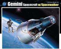 Gemini Spacecraft - with Spacewalker - 1:72