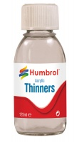 Humbrol Acrylic Thinner - 125ml