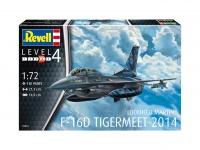 Lockheed Martin F-16D - Tigermeet 2014 - 1:72