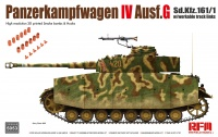 Panzerkampfwagen IV Ausf. G - Sd.Kfz. 161/1 - 1/35
