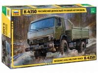 K-4350 - Russian 2-Axle Military Truck - 1/35