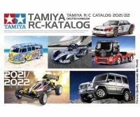 Tamiya RC-Katalog 2021 - Deutsch / Englisch