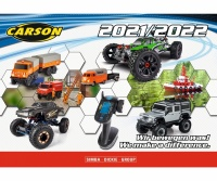 Carson RC-Sport Katalog 2021 / 2022