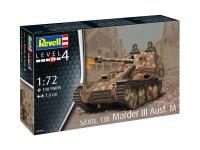 Marder III Ausf. M - Sd.Kfz. 138 - 1/72