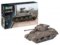 M4A1 Sherman - 1/72