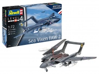 Sea Vixen FAW 2 - British Legends - 1/72