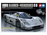 Sauber-Mercedes C9 - 1989 - 1/24