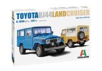 Toyota BJ44 Land Cruiser - 1/24