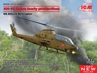 AH-1G Cobra - early production - US Attack Helicopter - 1/32