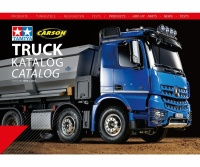 Tamiya Carson Truck Catalog - Vol. 4 - 2021
