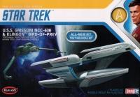 USS Grissom NCC-638 & Klingon Bird of Prey - 1/1000
