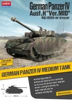 Panzerkampfwagen IV Ausf. H - Mid Production - 1/35