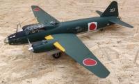 Mitsubishi G4M1 Model 11 - Admiral Yamamoto Transport - Fertigmodell - 1:48