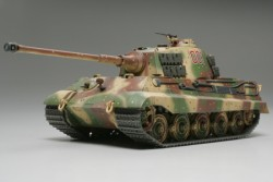King Tiger - Production Turret - 1/48