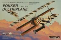 Fokker Dr.I Triplane - 1/24
