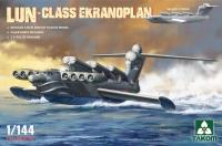 Lun-Class Ekranoplan - 1/144