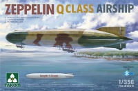 Zeppelin - Q-Class Airship 1/350