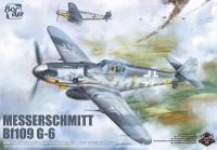 Messerschmitt Bf109 G-6 - 1/35