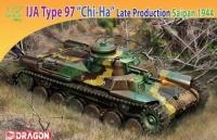 IJA Type 97 - Chi-Ha - Late Production, Saipan 1944 - 1/72