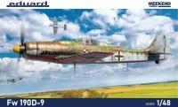 Focke Wulf FW 190 D-9 - Weekend Edition - 1/48